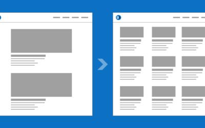 Zmiana wyglądu stron archiwów i wyników wyszukiwania na grid